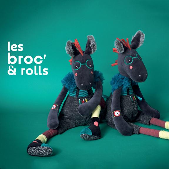 brocandrolls
