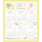 Calendrier Moulin Roty 2017