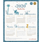 Calendrier Moulin Roty 2020