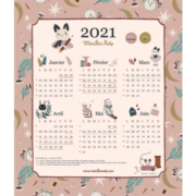 Calendrier Moulin Roty 2021